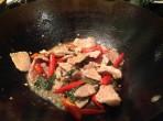 Pat Kapow Moo – Pork Thai Basil & Fresh Chilli